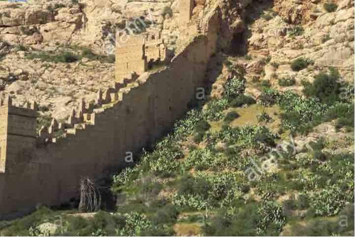 Habitación con internet junto muralla arabe