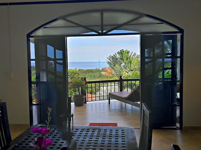 🏖️ Spacious villa with sea view jacuzzi pool use