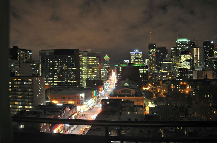WOW! Best View in the City from Private Balcony!