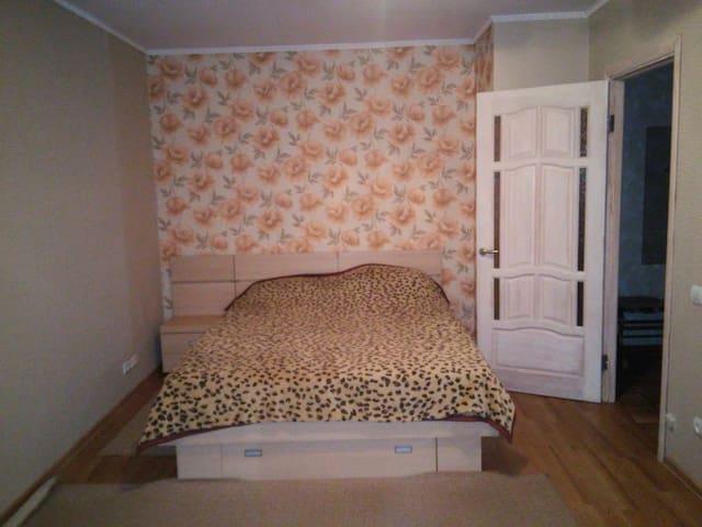 Уютная квартира в Перми