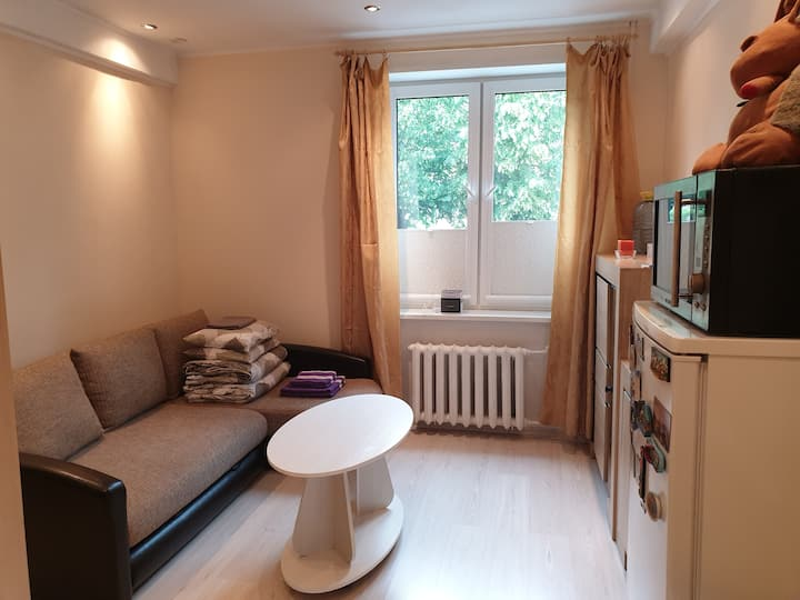 Studio apartment at the centre of Tallinn