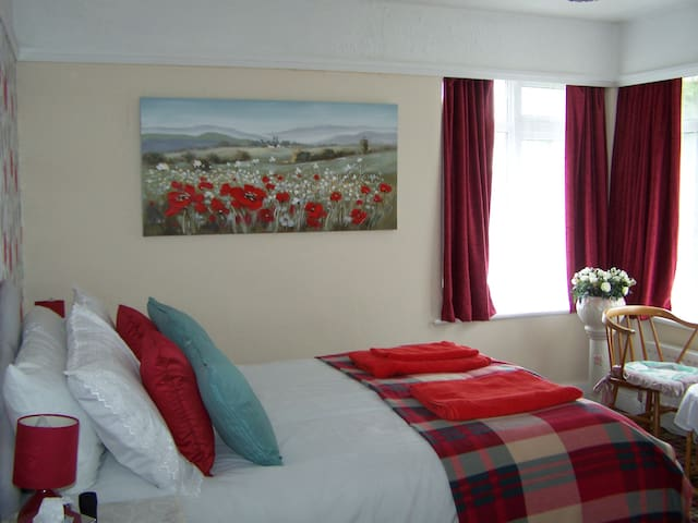 Cornerways Guest House Double room