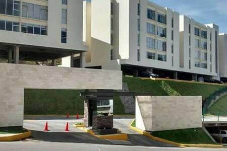 Departamento Chiluca Zona Esmeralda 2 recámaras