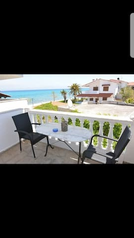 Ηouse in Pefkochori 60sqm in front of the sea