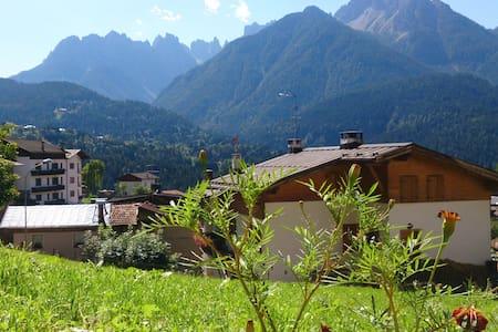 Avventura e Relax tra le Dolomiti - Wohnung