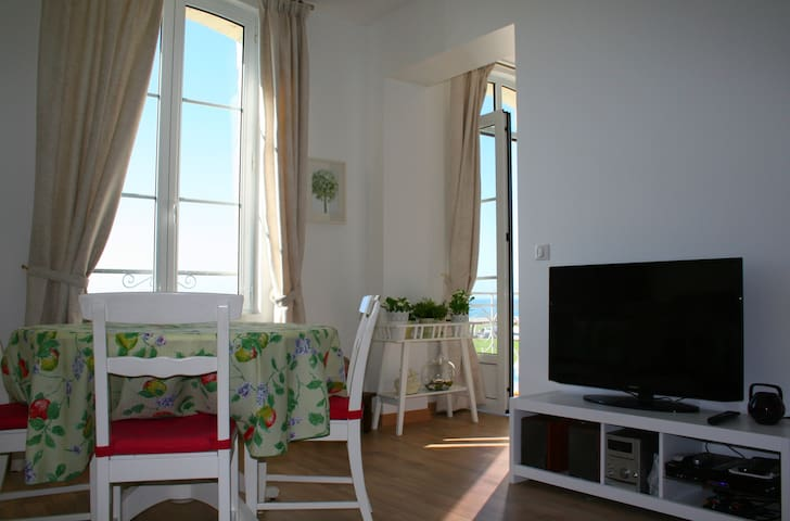 Magnifique F3 Neuf 72m² - Vue sur mer avec balcon - Dieppe - Apartmen