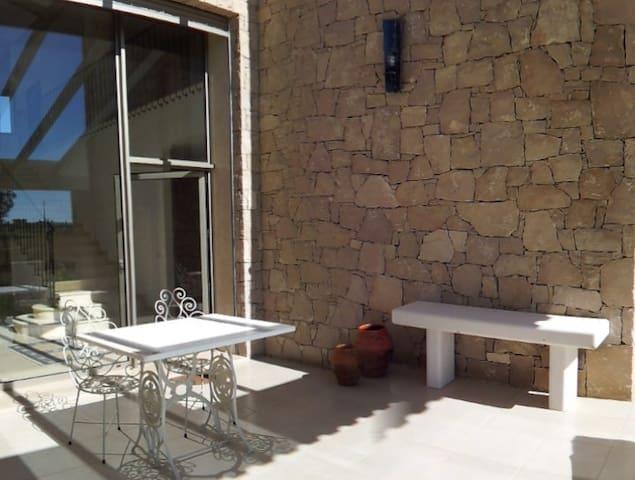 Casa do sol com piscina a partir de 15 de Junho. - Porto de Mós - Hus
