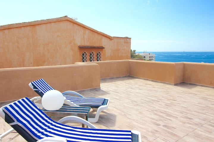 Villa Moya, Charming house with amazing views