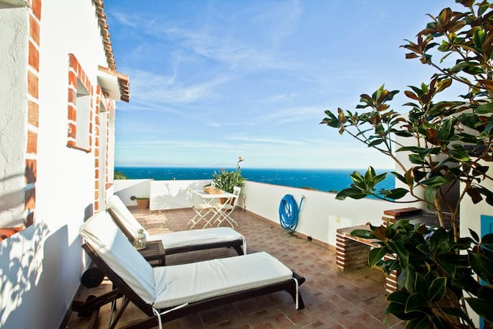 Aprt. con vistas, 300 m de la playa - Tarifa - Apartment