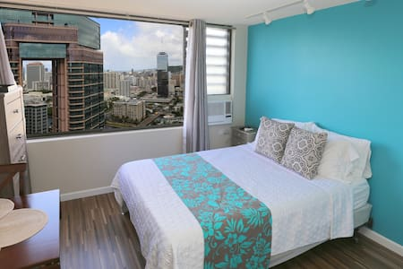 Just Remodeled Studio Condo, Modern--View!  Legal!