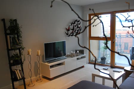 Modern & Stylish  2 Bedroom Flat