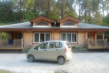 Wooden cottage ,classy ,Homely and Serene ambience - Palampur - Egyéb