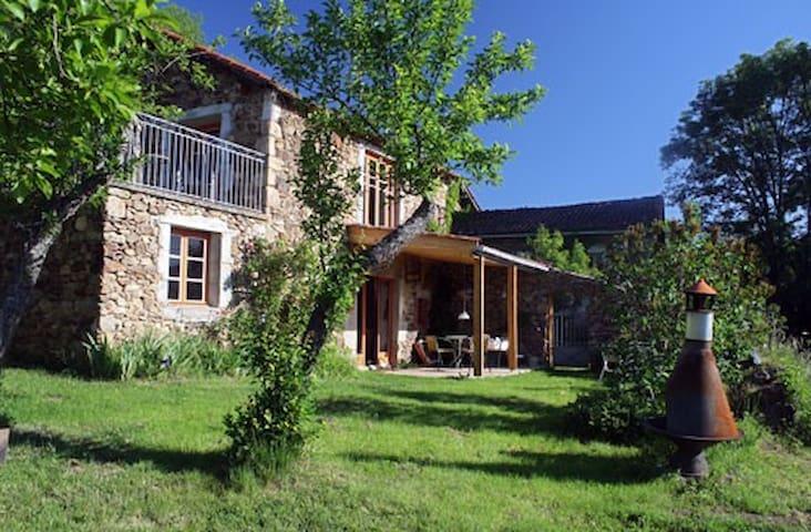 Petit Soleil 3 cottages belle vue - Laval-sur-Doulon - Casa