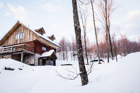 Chalet de L'Ours - Wentworth-Nord