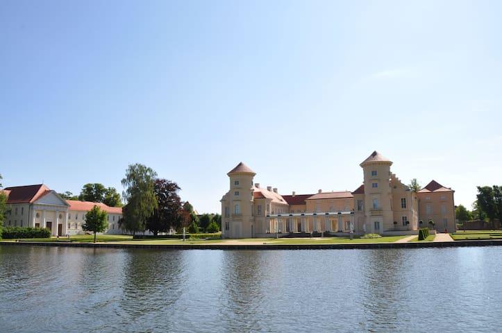Bungalows & Ferienwohnungen am Rheinsberger See - Rheinsberg