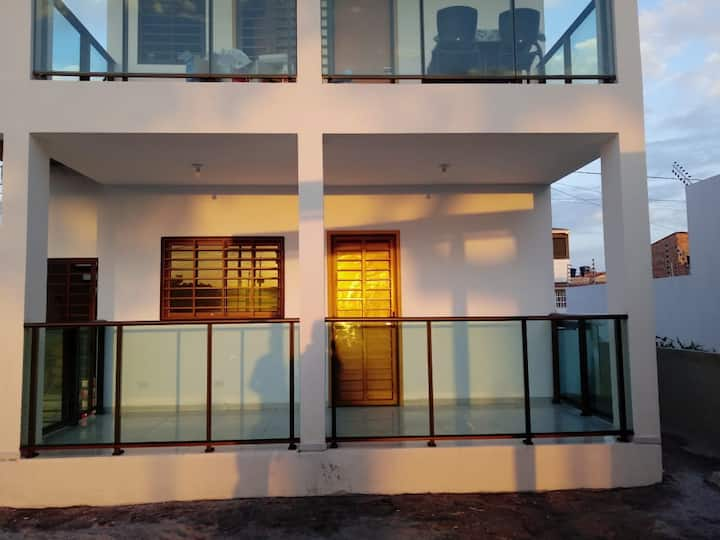 Flat in Carneiros Beach - Tamandaré city (Térreo)
