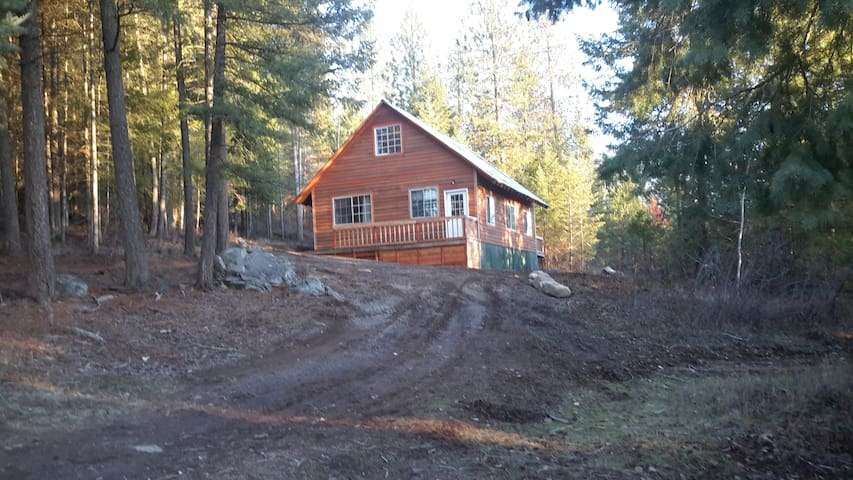 Quiet Comfortable guest house on 20 acre ranch