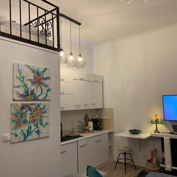 Charming apartment in Kazimierz!