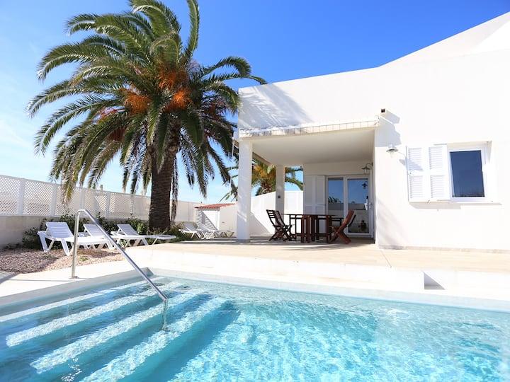 Villa a estrenar ,piscina particular - Macarelleta