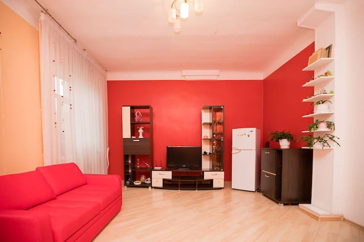 Excellent 2 bedroom apartment in the city center