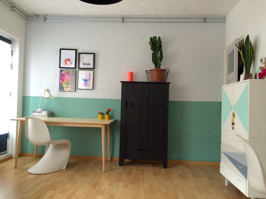 Studio accogliente e tranquilla appartamenti in affitto for Affitto bici amsterdam