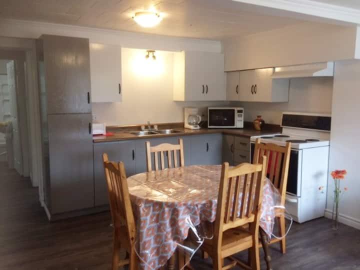 Appartement 2 chambres tout inclus