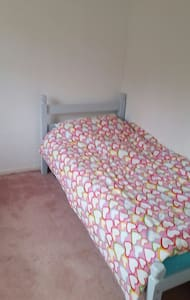 Single room with free parking+dogs - Penicuik - House