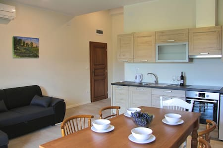 Spacious apartment for up to 6 people in Solkan