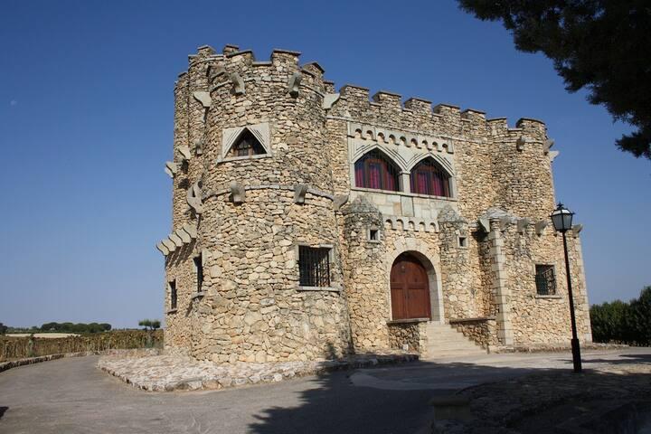 Castillo de Barambio