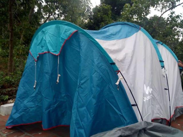 Spi tent (Rockstone villa)