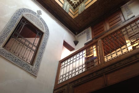 Dar Bennis: a WHOLE traditional house for you - Fès