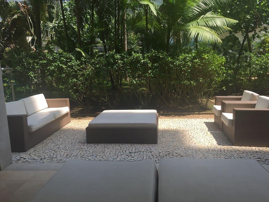 Espaço no Jardim