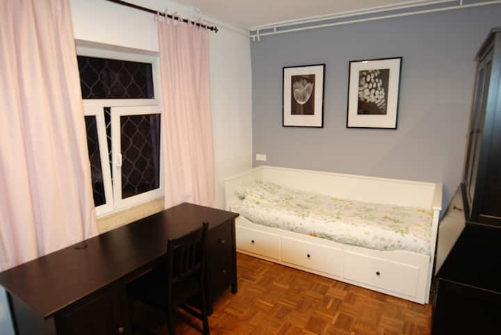 Master baker's apartment + free private parking