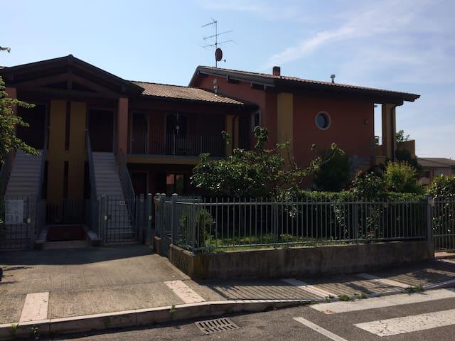 appartamento a due passi da gardaland - Valeggio sul Mincio - Appartement