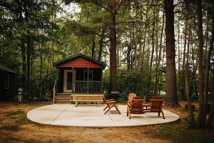 Lovely Lodge In the Woods (PMR-200)