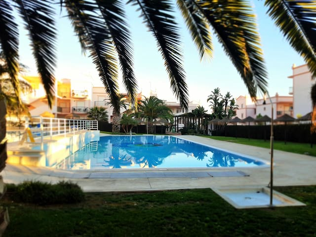 Beautiful apartment with pool, Praia da Luz