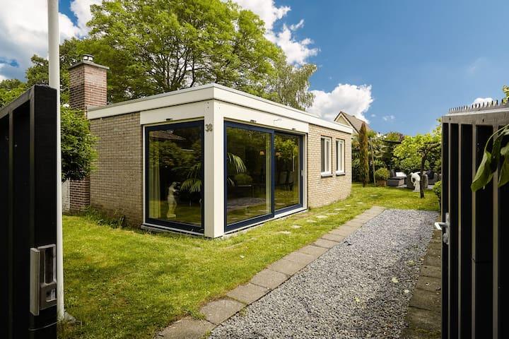 Charmant Appartement in Zeeland met een sauna