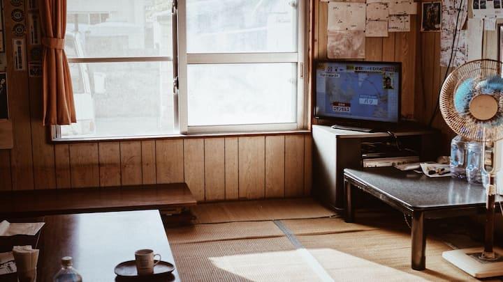 HOMESTAY Kucha in Zamami (Private Room)/wifi