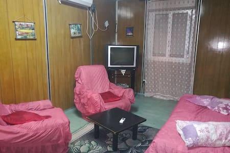 logement type cabine saharienne, Larbi ben M'Hidi