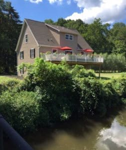Beautiful Buck's County PA Retreat - Kintnersville - Huis