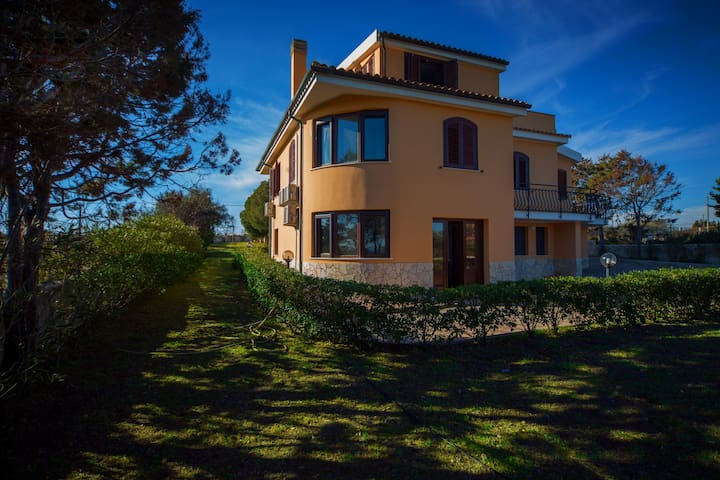 Holiday home 'Plemmirio view' three bedrooms