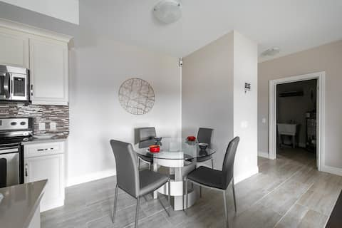 Fully furnished rental with all amenities.