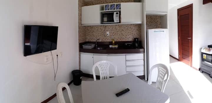 Flat do Pepe 2 quartos