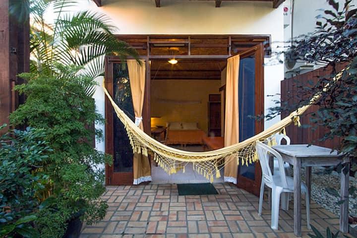 Apartamento Estúdio com varanda