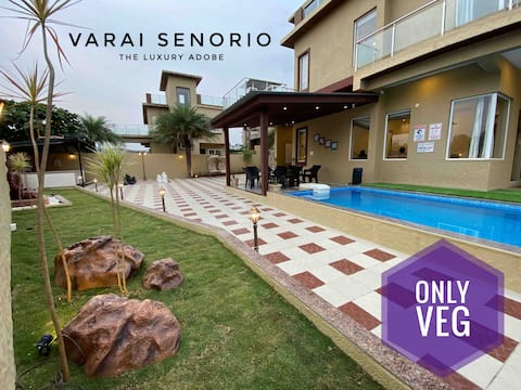 Varai Senorio- The Luxury Adobe-Only Veg