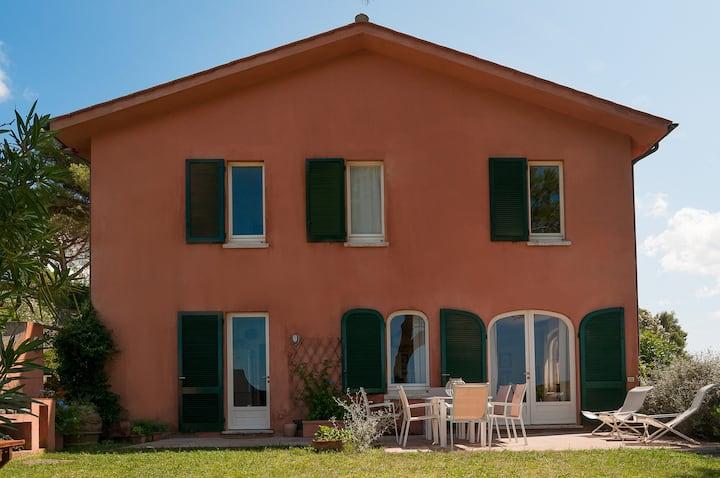Il Grifo - Cozy house, wonderful view