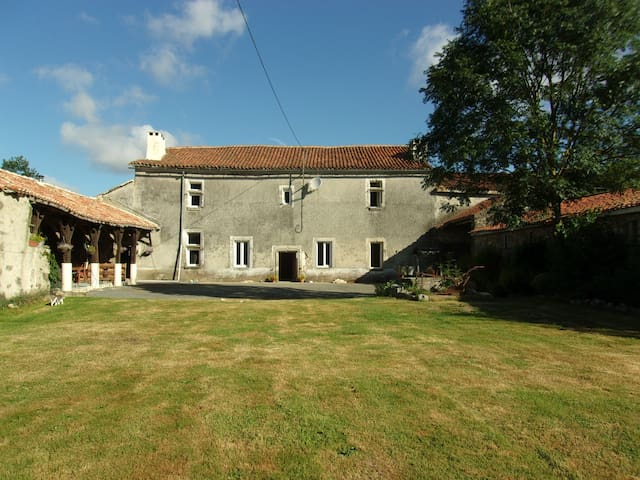 Fortified French Farmhouse B&B