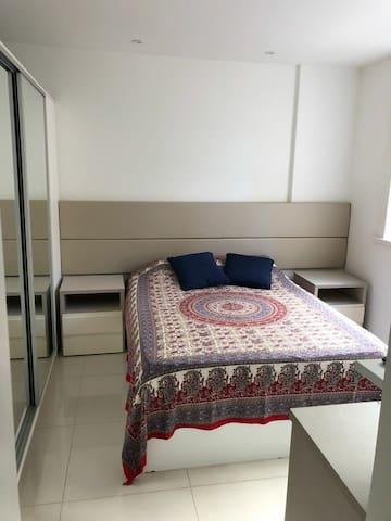 Lindo apartamento na Praia do Flamengo