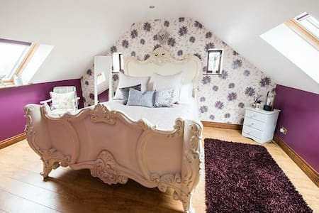 Farm View Hall B&B - The Paddock room - North Yorkshire