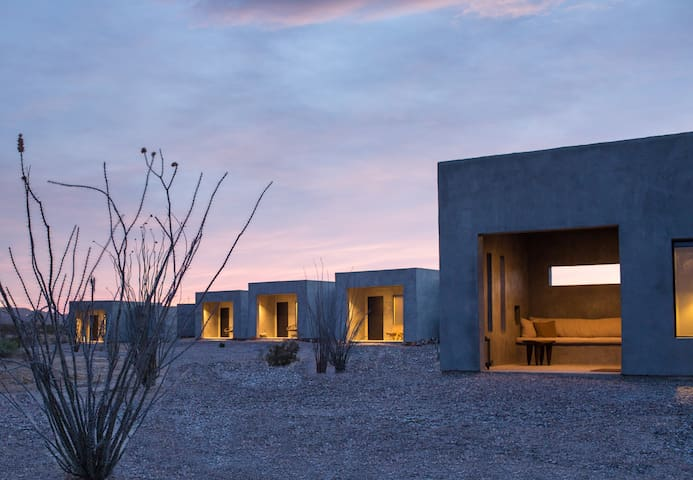 Willow House No. 8 - Big Bend NP + Terlingua